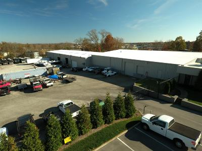 Sumner County Commercial For Sale: 22 Industrial Park Dr