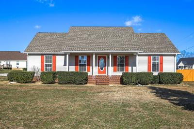 Marshall County Single Family Home For Sale: 2500 Venus Ct