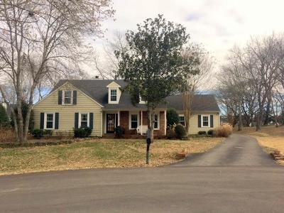 Franklin Single Family Home For Sale: 409 Martin Ct