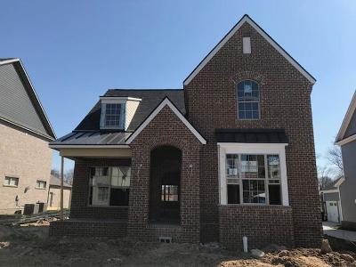 Franklin Single Family Home For Sale: 3032 Farmhouse Drive 65