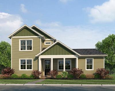 Pleasant View Single Family Home For Sale: 318 Imperial Court Lot 8