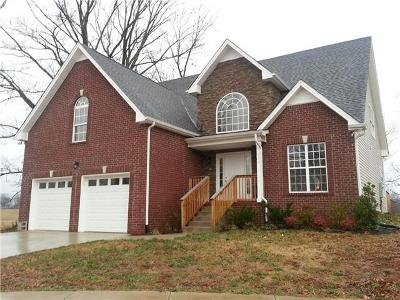 Pleasant View Single Family Home For Sale: 380 Misty Dr