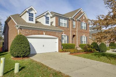 Brentwood Single Family Home Under Contract - Showing: 1269 Wheatley Forest Dr