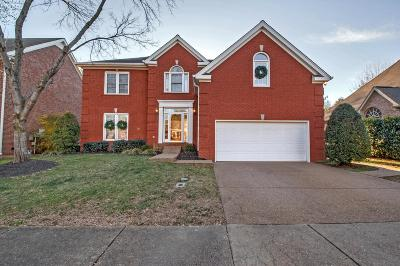 Franklin Single Family Home Under Contract - Showing: 313 Julianna Cir