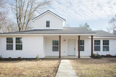 Gallatin Single Family Home For Sale: 442 S Tunnel Rd