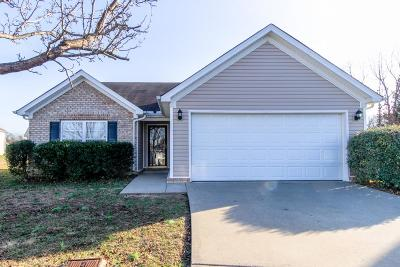 Antioch Single Family Home Under Contract - Showing: 1413 Chesterbrook Ct