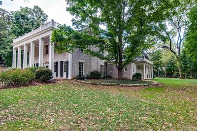 Belle Meade Single Family Home For Sale: 422 Ellendale Ave