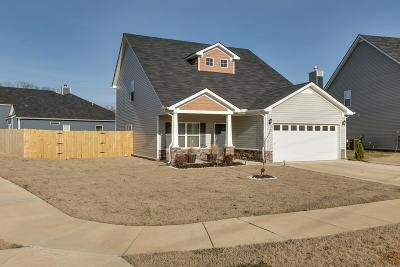 Spring Hill Single Family Home Under Contract - Showing: 2142 Longhunter Chase Dr