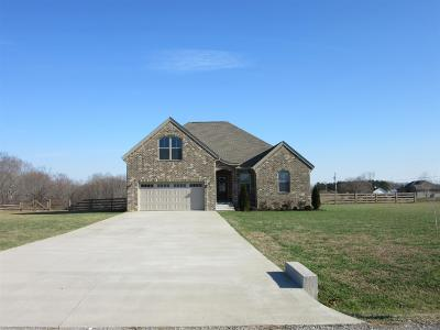 Springfield Single Family Home Under Contract - Showing: 1791 Martins Chapel Church Rd