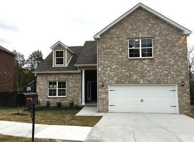 Antioch Single Family Home Under Contract - Showing: 173 Blackpool Dr
