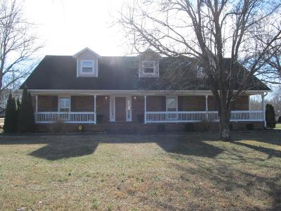 Murfreesboro Single Family Home For Sale: 390 NW Meadow Ln