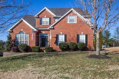 Franklin Single Family Home For Sale: 365 Dandridge Dr