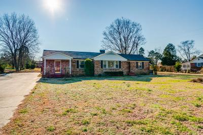 Smyrna Single Family Home For Sale: 988 Old Jefferson Pike