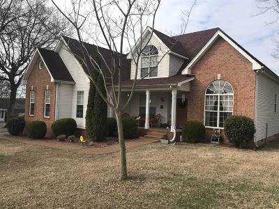 Madison Single Family Home For Sale: 2108 E Hill Dr
