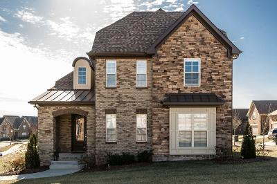 Gallatin Single Family Home Under Contract - Showing: 1079 Paddock Park Cir