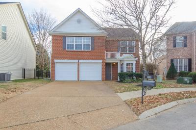 Franklin Single Family Home For Sale: 203 Toliver Ct