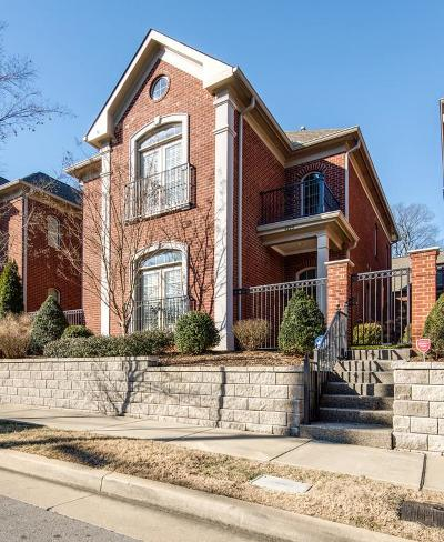 Nashville Single Family Home Under Contract - Showing: 4223 Stammer Place
