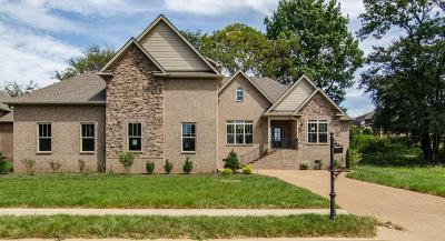 Hendersonville Single Family Home For Sale: 1036 Luxborough Dr