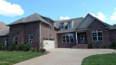Hendersonville Single Family Home For Sale: 1048 Luxborough Dr