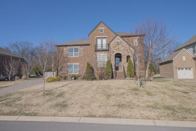 Nolensville Single Family Home Under Contract - Showing: 148 Sedona Woods Trl