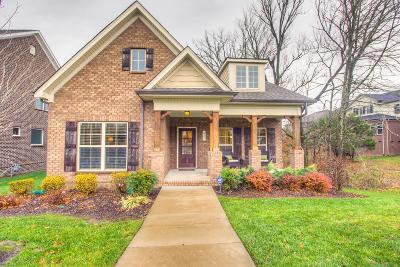 Nolensville Single Family Home For Sale: 634 Westcott Ln