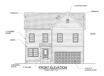 Madison Single Family Home Under Contract - Showing: 708 Ellie Drive