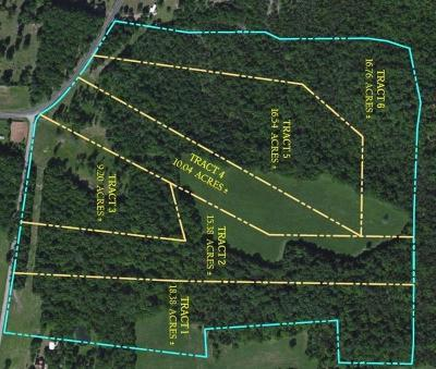 Rutherford County Residential Lots & Land For Sale: Murray-Kittrell Road