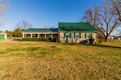 Murfreesboro Single Family Home For Sale: 5673 Lytle Creek Rd