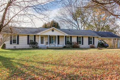Goodlettsville Single Family Home For Sale: 2991 Greer Rd