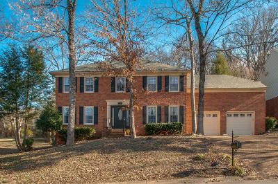 Hermitage Single Family Home Under Contract - Showing: 4301 Oakcrest Ln