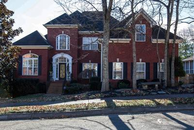 Brentwood, Franklin Single Family Home Under Contract - Showing: 545 Brixham Park Dr