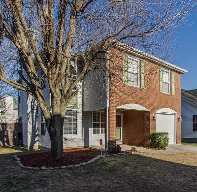 Franklin Single Family Home Under Contract - Showing: 617 Lawrin Park