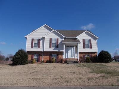 Pleasant View Single Family Home Under Contract - Showing: 412 Bailey Ln