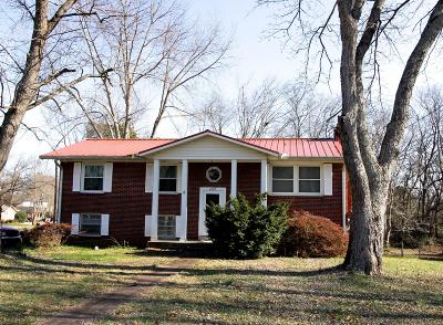 Rutherford County Single Family Home For Sale: 2103 Foxdale Dr