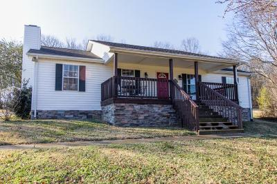 Mount Juliet Single Family Home Under Contract - Showing: 2084 Leeville Rd