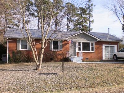 Clarksville Single Family Home Under Contract - Showing: 5035 Collinwood Dr