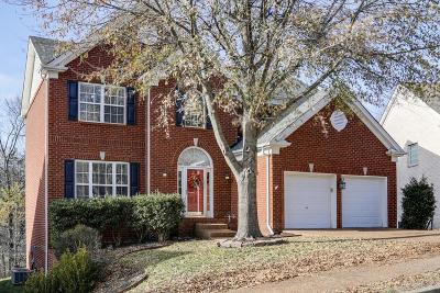 Brentwood Single Family Home For Sale: 212 Sterling Oaks Pl