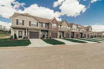 Old Hickory Condo/Townhouse For Sale: 1045 Chatsworth Dr #64