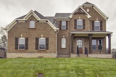 Nolensville Single Family Home For Sale: 112 Telfair Lane #107