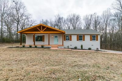 Single Family Home For Sale: 8914 Griffith Rd