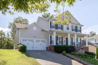 Nolensville Single Family Home Under Contract - Showing: 4713 Jobe Trl