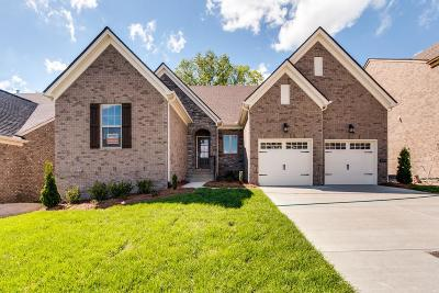 Nolensville Single Family Home For Sale: 1828 Apperley Drive, Lot 131