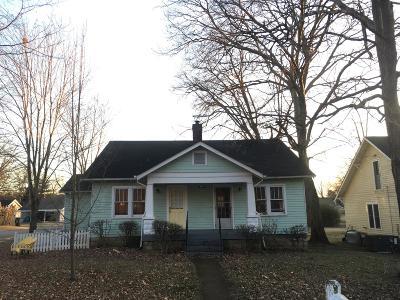 Nashville Single Family Home For Sale: 4701 Dakota Ave