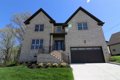 Davidson County Single Family Home For Sale: 761 Bloomdale Trace