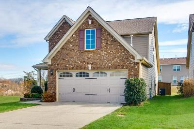 Mount Juliet Single Family Home Under Contract - Showing: 357 Dunnwood Loop