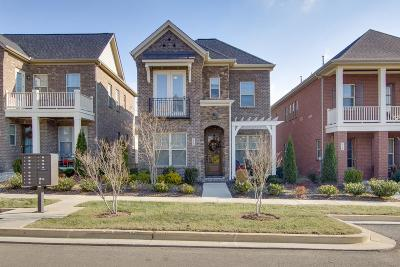 Hendersonville Single Family Home Under Contract - Showing: 132 Ashcrest Pt