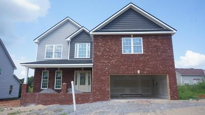 Clarksville Single Family Home For Sale: 6 Kingstons Cove