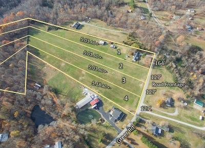 Goodlettsville Residential Lots & Land For Sale: 2991 Greer Rd