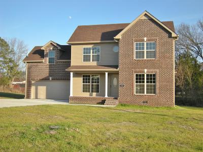 Shelbyville Single Family Home For Sale: 305 Smotherman Ln