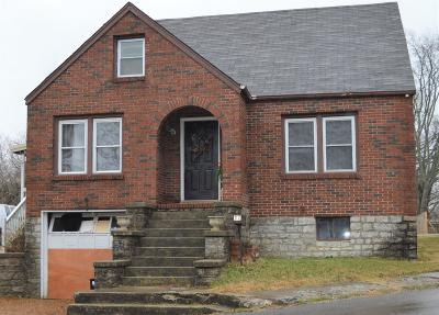 Marshall County Single Family Home Under Contract - Showing: 112 Belfast Street